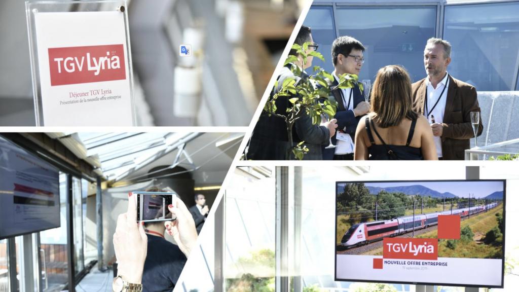 Image - Eug & Jo accompagne TGV Lyria